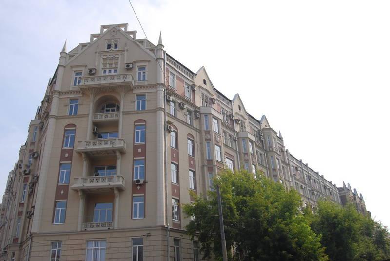 Ремонт фасада здания панелями